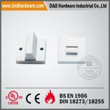 Индикатор большого пальца руки перегородки туалета нержавеющей стали