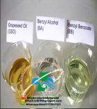 Phenylcarbinol voor het Injecteerbare Organische Oplosmiddel Benzyl Alcoho van het Hormoon
