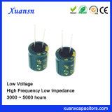 電源のための63V低いインピーダンスアルミニウムコンデンサー