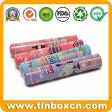 Держатель пер олова металла для коробок канцелярских принадлежностей случая карандаша упаковывая