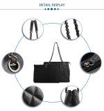 Usine Guanghzou 2018 Nouvelle pu designer de mode amovible en cuir Mesdames sacoche de portable pour femme