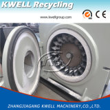 PE pp Pulverizer van pvc, de Plastic Roterende Machine van het Recycling van het Blad Malende