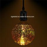 불꽃 놀이 가벼운 유일한 디자인 G80 Edison 다채로운 3D LED 전구