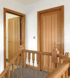 Porta de celeiro deslizante de madeira do carbono antigo do projeto