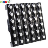 Gbr-L3603 36X3w bernsteinfarbiges LED Matrix-Träger-Panel