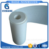 Tela lisa do Nonwoven de Spunlace