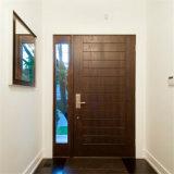 مدخل خشب باب نوع مع [سليد ووود] إطار