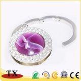 Faltbare Metallbeutel-Aufhängung für Beutel-Haken mit Edelsteinen und Diamanten
