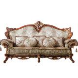 Sofá de madera con mesa para Muebles de Salón (697)