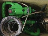 Elektrische Olijf Picker Plukker van de Olijf van de Oogstende Machine van de Machine van het Fruit van de schudbeker de Plukkende