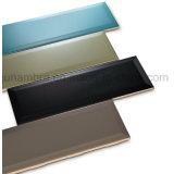 Bordo caldo Bathroom&Kitchen Tile100X300mm della smussatura delle mattonelle della parete interna di disegno moderno