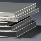 3mm Blad van het Aluminium van het Comité van het Aluminium van de Dikte het Samengestelde voor Binnenhuisarchitectuur met de Prijs van de Fabriek