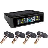 Sensores internos de neumático Tn408 de la presión del sistema sin hilos solar del monitor