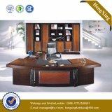 ボートの形の事務机のベニヤの管理表(HX-RD3126)