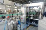 Enchimento de processamento de suco de abacaxi Apple Engarrafamento tornando máquina de embalagem