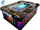 Het aangepaste Muntstuk stelde het Lege Kabinet van de Machine van het Spel van de Arcade Vissende in werking