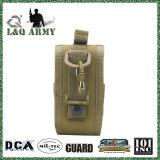Malote militar do telemóvel do saco impermeável de nylon da cintura