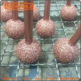 Bavures de sphère de roue de polissage de carbure de réparation de pneu