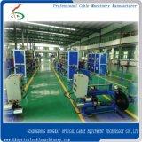FTTH Câble de descente de la machinerie d'Extrusion matériau LSZH