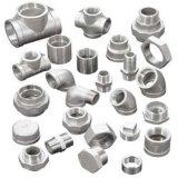 ステンレス鋼の管付属品の炭素鋼の管付属品(投資鋳造)