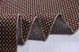 La tapicería de muebles de poliéster 100% los tipos de tejido de lino