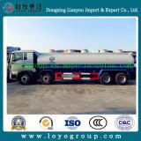 판매를 위한 Sinotruk HOWO T5g 탄소 강철 연료 탱크 트럭
