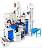 Modelo fácil 6ln-15/15sc do moinho de arroz da liga da operação