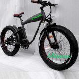 36V 350W 망치 뚱뚱한 타이어 전기 산악 자전거