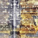 la dispersion de 100%Polyester Changhaï 3D a estampé le tissu pour le jeu de literie