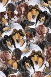 2018 Chinese-Hundejahr-neuer Entwurfs-Seide-Schal