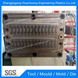 Molde usado en máquina de extrudado de la tira de barrera termal