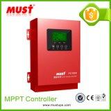 45A 60A MPPTの太陽エネルギーシステムのための太陽料金のコントローラ