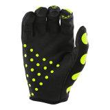 Розовые перчатки перчаток Mx/MTB МНОГОТОЧИЯ польки перчатки воздуха off-Road (MAG120)