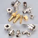 이음쇠 압축 공기를 넣은 이음쇠 & 공기 배관을 연결하는 모든 CNC 도는 금속 강요