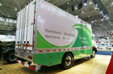 E捕虜、都市間のトラックのための99.6kwhリチウム電池のパック
