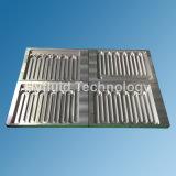 IGBT Kuehlplatte voor De Plaat van het Aluminium van de Waterkoeling