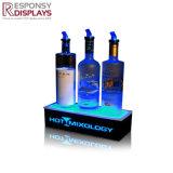 Piccola bottiglia da birra su ordinazione della visualizzazione di LED che fa pubblicità alla visualizzazione