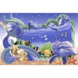 Wand-Fliese des Foshan-Grad AAA-120*120cm gedruckte Porzellan-3D