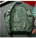 Мужчин бейсбола пиджак-смертник взорвал куртки полет куртка вышивка Varsity куртка Satin