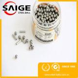 Esfera de aço elevada de cromo G100 de Percision 1.2mm para o rolamento