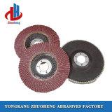 Molatura di alluminio dei dischi della falda del Brown di alta qualità della granulosità P24-P400
