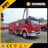 Nova plataforma de antena do caminhão de incêndio dg32c Antena Hidráulico Chinês caminhão da Escada de incêndio