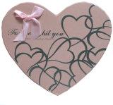 Conjunto del rectángulo de regalo del Año Nuevo del día de tarjeta del día de San Valentín/embalaje del regalo del chocolate