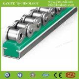 Le guide Chain di Du Pont PA66 GF per il rullo concatena il Tipo-CT