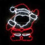 Los más vendidos 3 cables de luz LED de la Cuerda para saltar la cuerda se iluminan de vacaciones