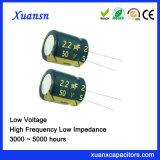 De populaire 50V Elektrolytische Hoge Frequentie van de Condensator
