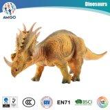 装飾のためのPVCによって模倣される恐竜のプラスチックおもちゃ