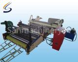 El papel de la máquina de rebobinar