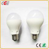 E27/B22, horno de inducción de la luz de lámpara LED con Ce/RoHS lámparas LED de luz LED