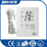 Innen- und im Freiendigital-Thermometer